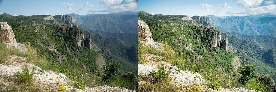 Beispiel 2: Karstlandschaft, Bosnien-Herzegowina