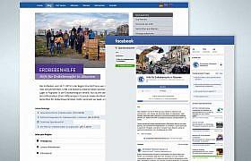 CHW e.V. Spendenaktion Erdbebenhilfe