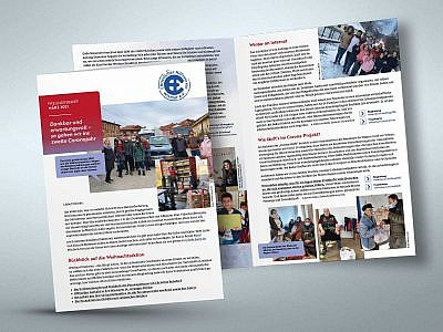 CHW Newsletter Design von Studio2