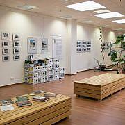 Texttafeln, Fotos und Objekte veranschaulichten die verschiedenen Themen