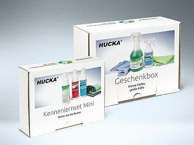 Versandkartons für HUCKA Reinigungstechnik