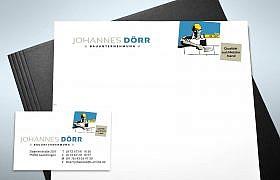 Logo und Geschäftspapiere, Design von Studio2
