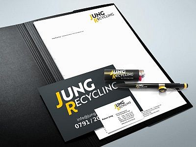 Jung Corporate-Design von Studio2