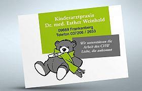 Illustration von Studio2 für Kinderarztpraxis