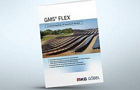 MKG Flyer GMS-flex Gestaltung von Studio2