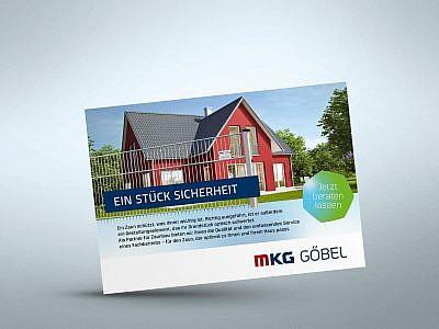 Flyer Design von Studio2 für MKG