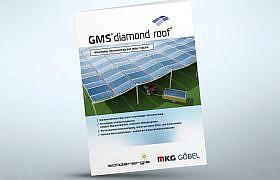 MKG Flyer diamond-roof Gestaltung von Studio2