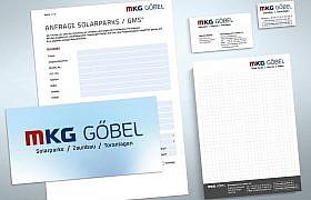 Corporate Design von Studio2 für MKG Göbel