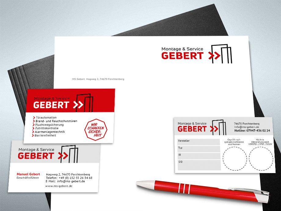 MSG Corporate Design von Studio2