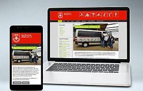 Webdesign Website www.sportfreunde-affaltrach.de