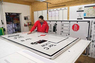 Firmenfotos von Studio2 für Schilder Wellmann
