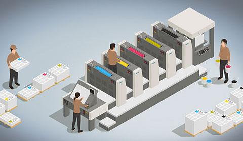 Drucksachen Gestaltung Studio2
