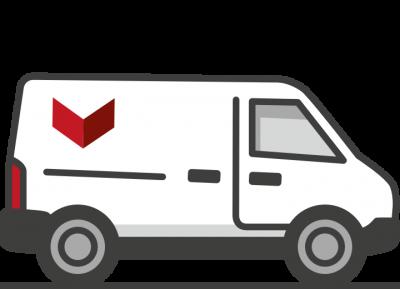 Corporate Design Firmenfahrzeuge