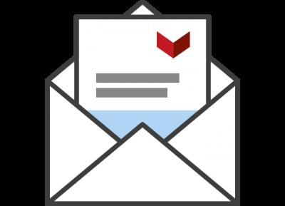 Werbung Mailing Direktwerbung