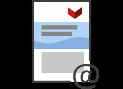 Werbung Newsletter E-Mail
