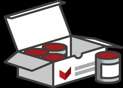 Präsentation Gestaltung Verpackungsdesign